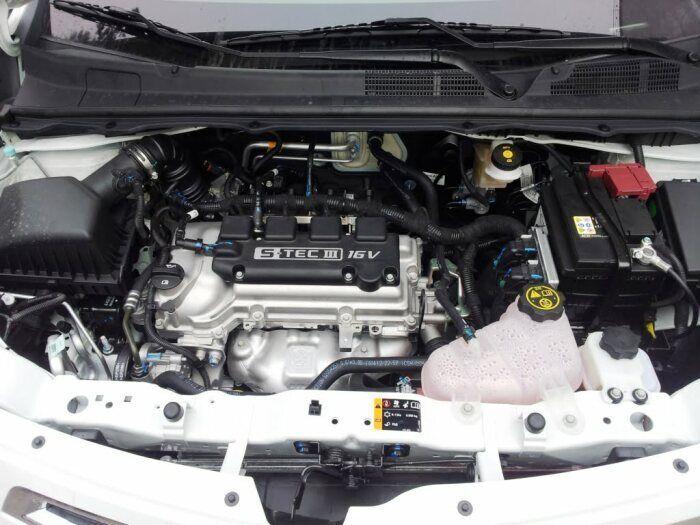 Chevrolet B15D2 может прослужить более полумиллиона километров