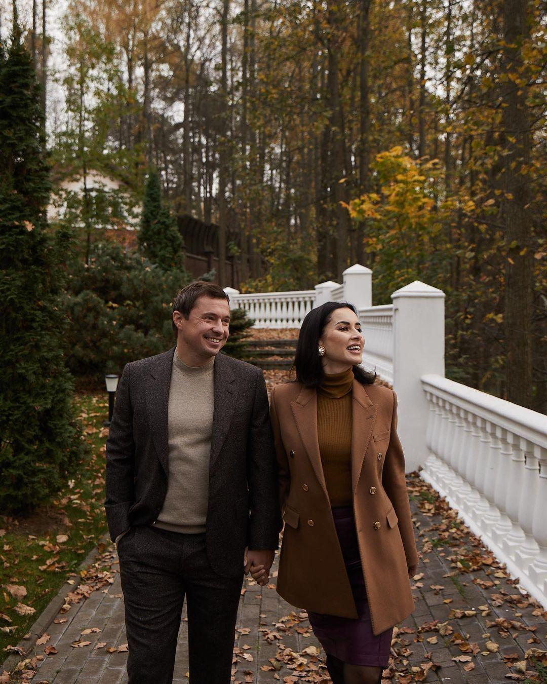 Тина Канделаки показала молодого мужа и нежно поздравила его с днем рождения