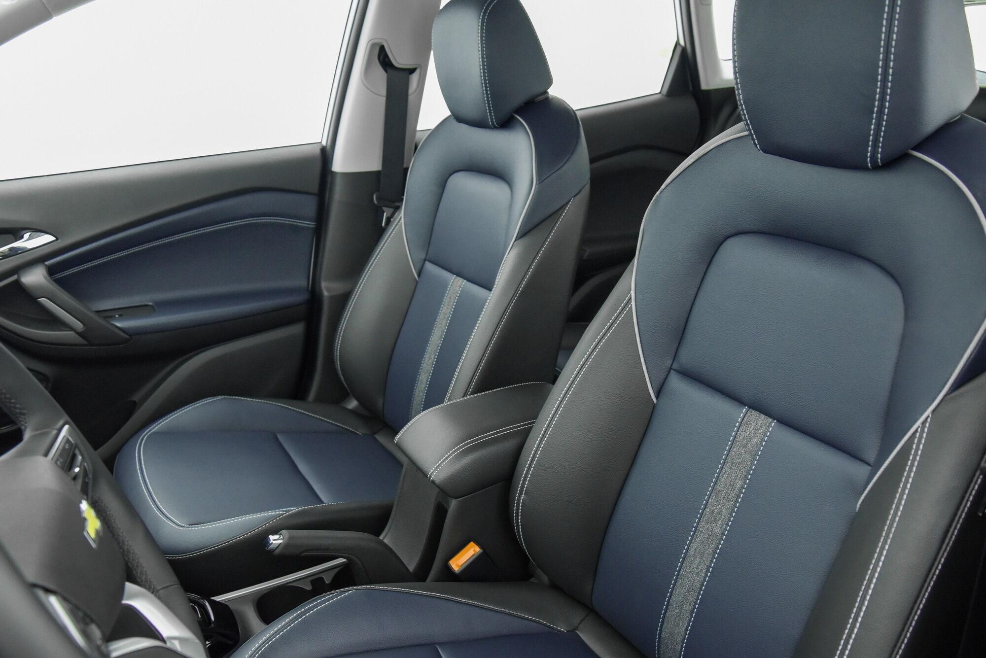 Салон Chevrolet Tracker