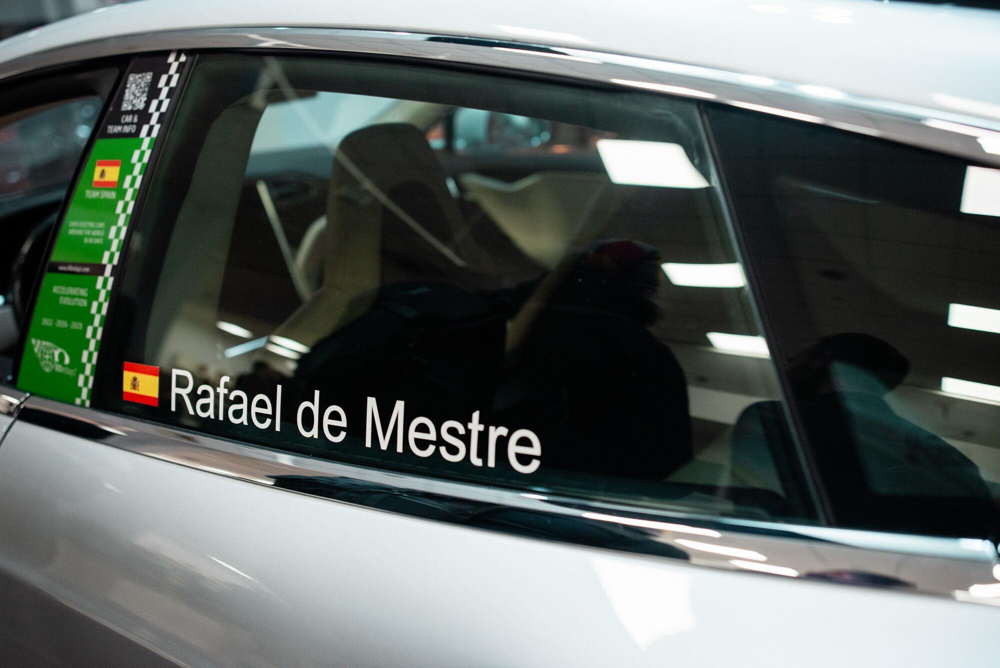 """Рафаэль де Местре: """"Делать невозможное возможным. Эти слова ассоциируются у меня с Украиной"""""""