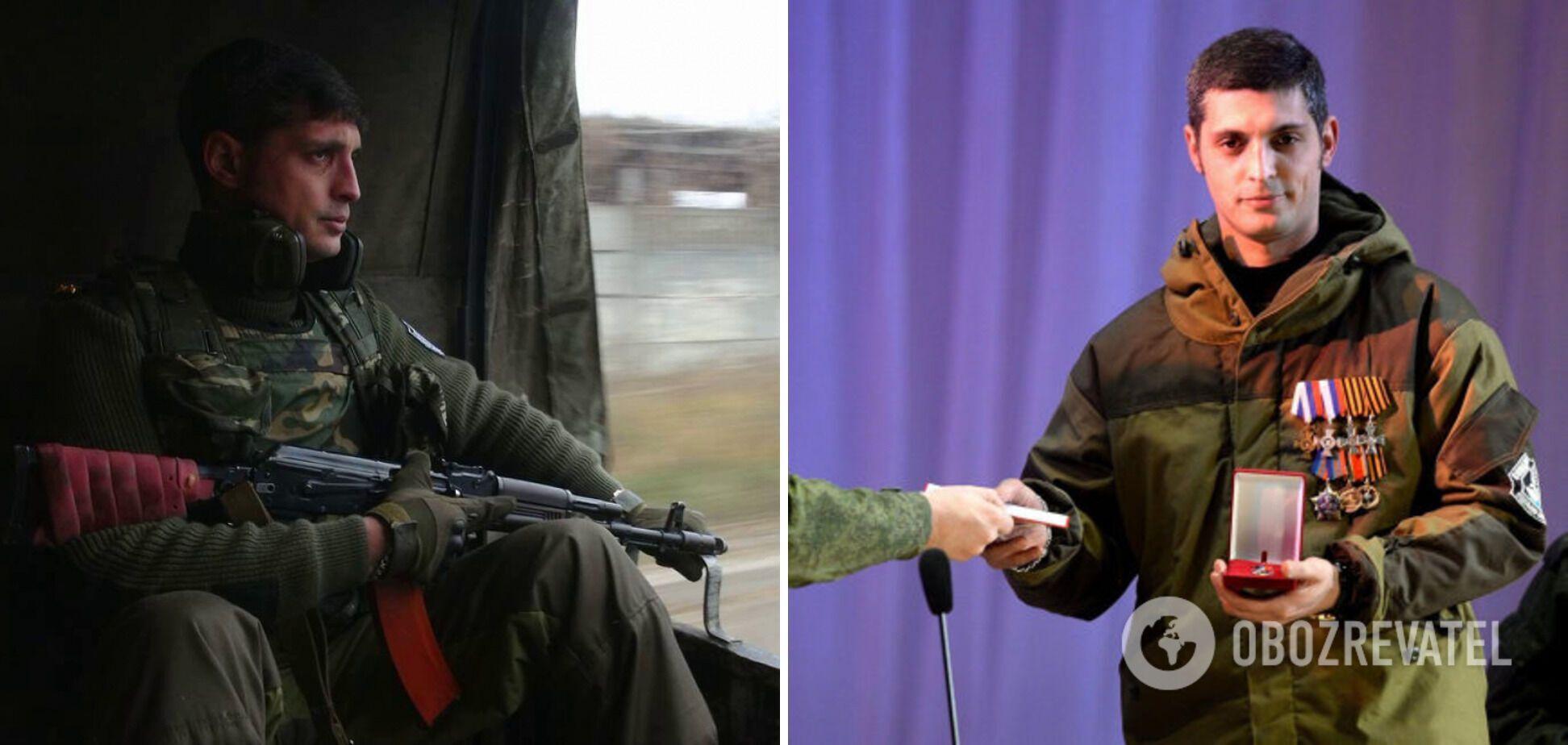Михайло Толстих із весни 2014 року брав активну участь у бойових діях проти військ України