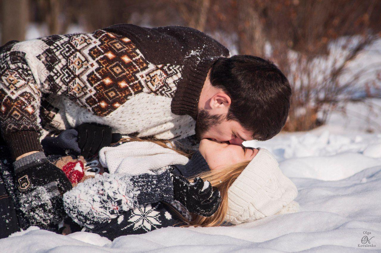 Романтична фотосесія на свято Валентина