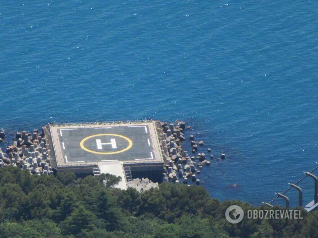 Площадка для вертолетов