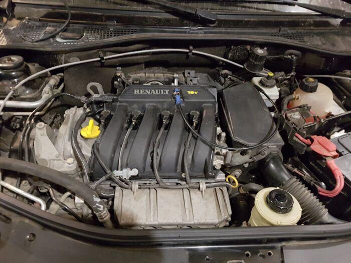 Renault К4М объемом 1.5 литра