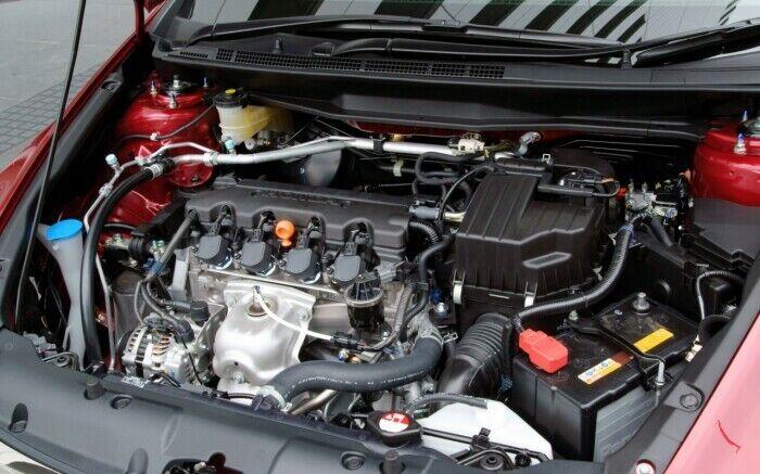 Honda R20DA мощностью 155 л.с.