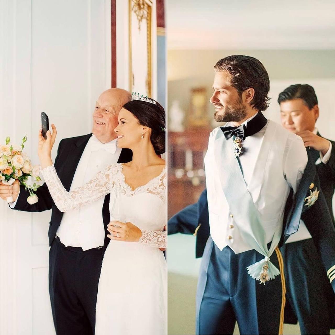 Весілля принца Карла Філіпа і принцеси Софії