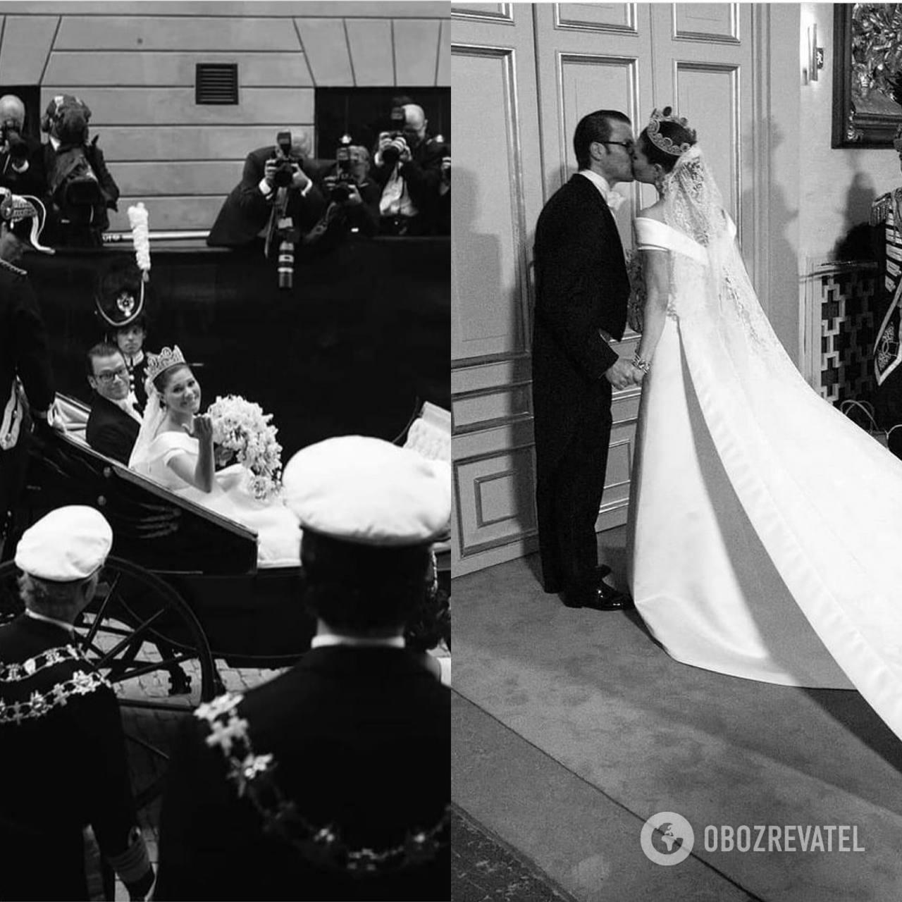 Принцеса Євгенія опублікувала кадри до річниці весілля.