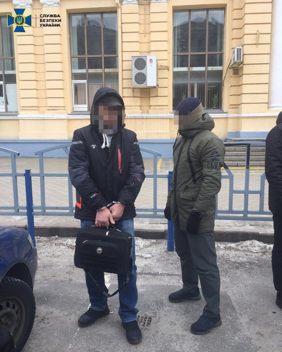 ФСБ завербовала работника стратегического предприятия в Николаеве
