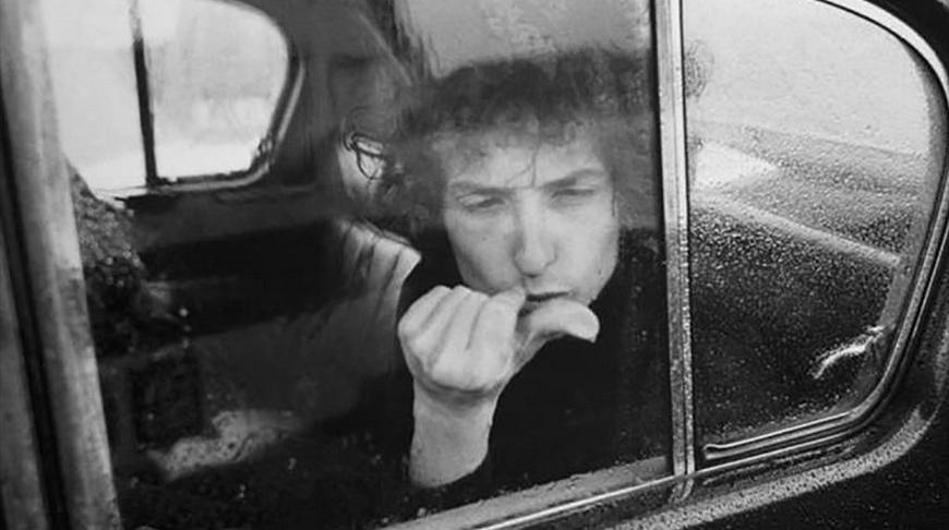 Музикант Боб Ділан має українське коріння.
