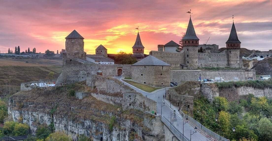 Кам'янець-Подільська фортеця, Хмельниччина