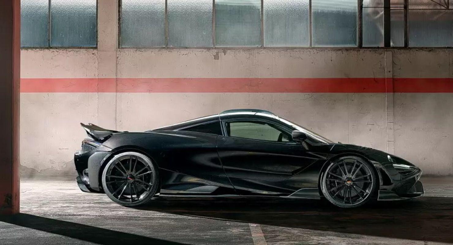 Допрацьований McLaren 765LT
