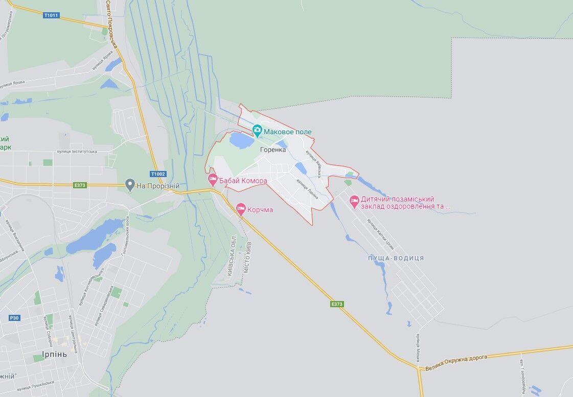 Подросток покончил с собой в селе Горенка на Киевщине.