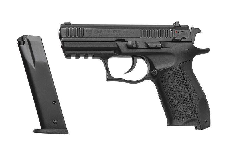 Травматический пистолет Форт-17Р.
