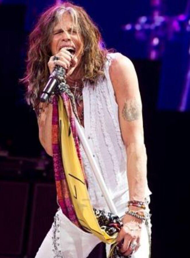 Лідер групи Aerosmith має українське походження.