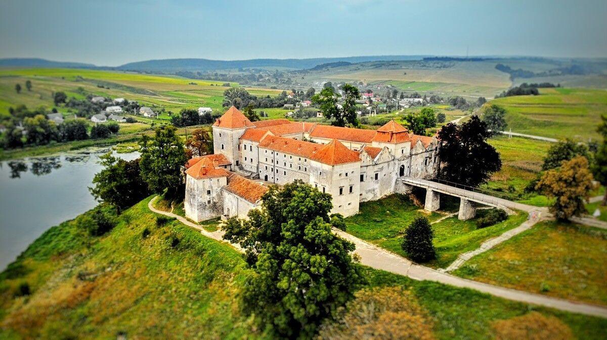 Свірзька фортеця