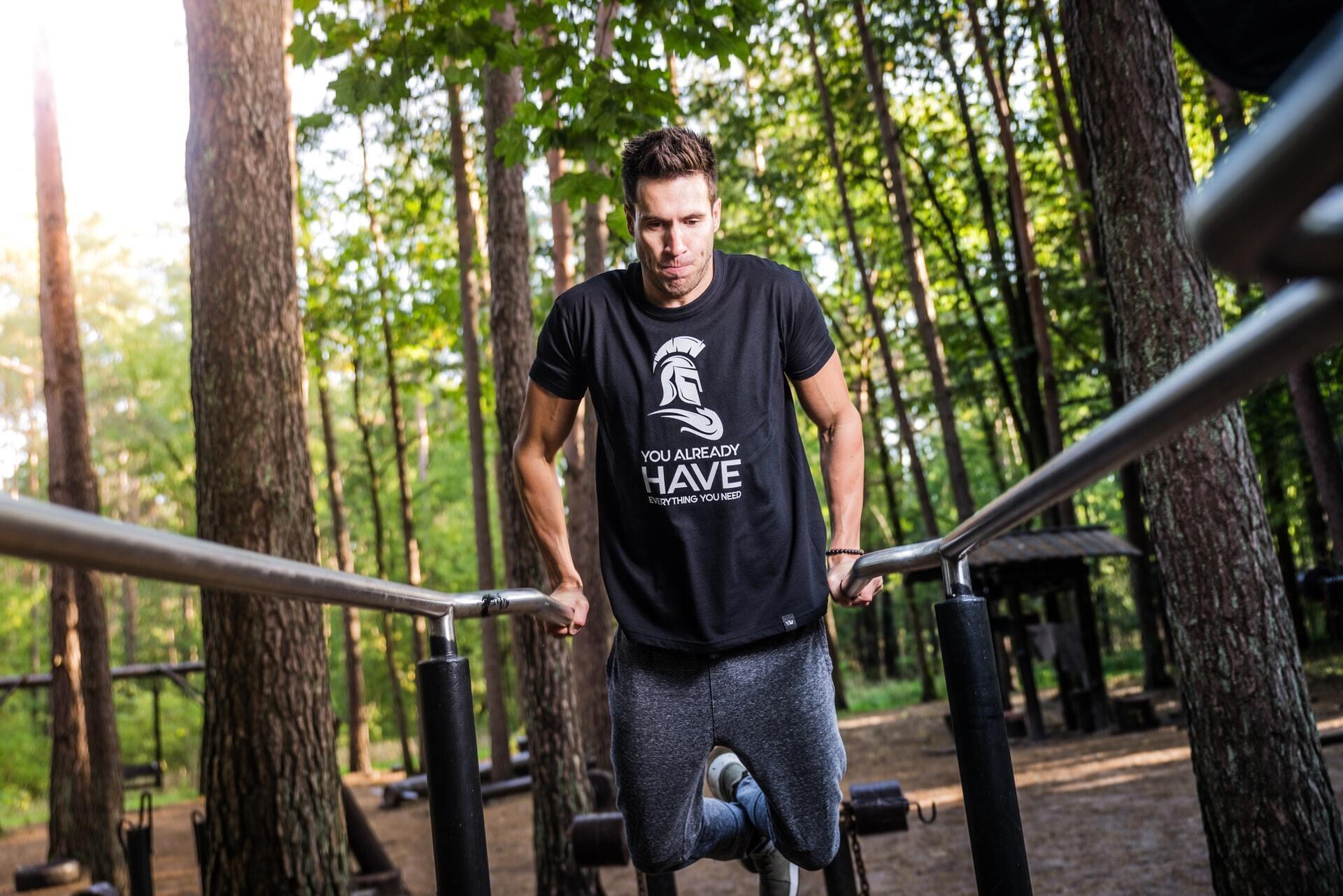 Вправи знижують рівень гормонів стресу в організмі