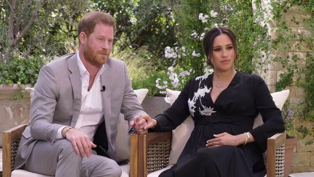 Меган Маркл і принц Гаррі дали інтерв'ю