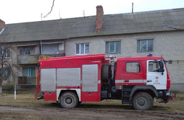 Через вибух котла у школі виникла незначна пожежа
