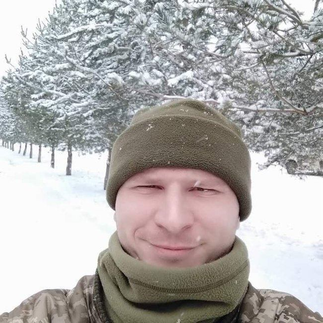 Олег Андрієнко.