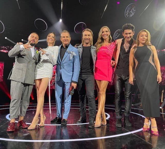 Українські знаменитості на сцені шоу
