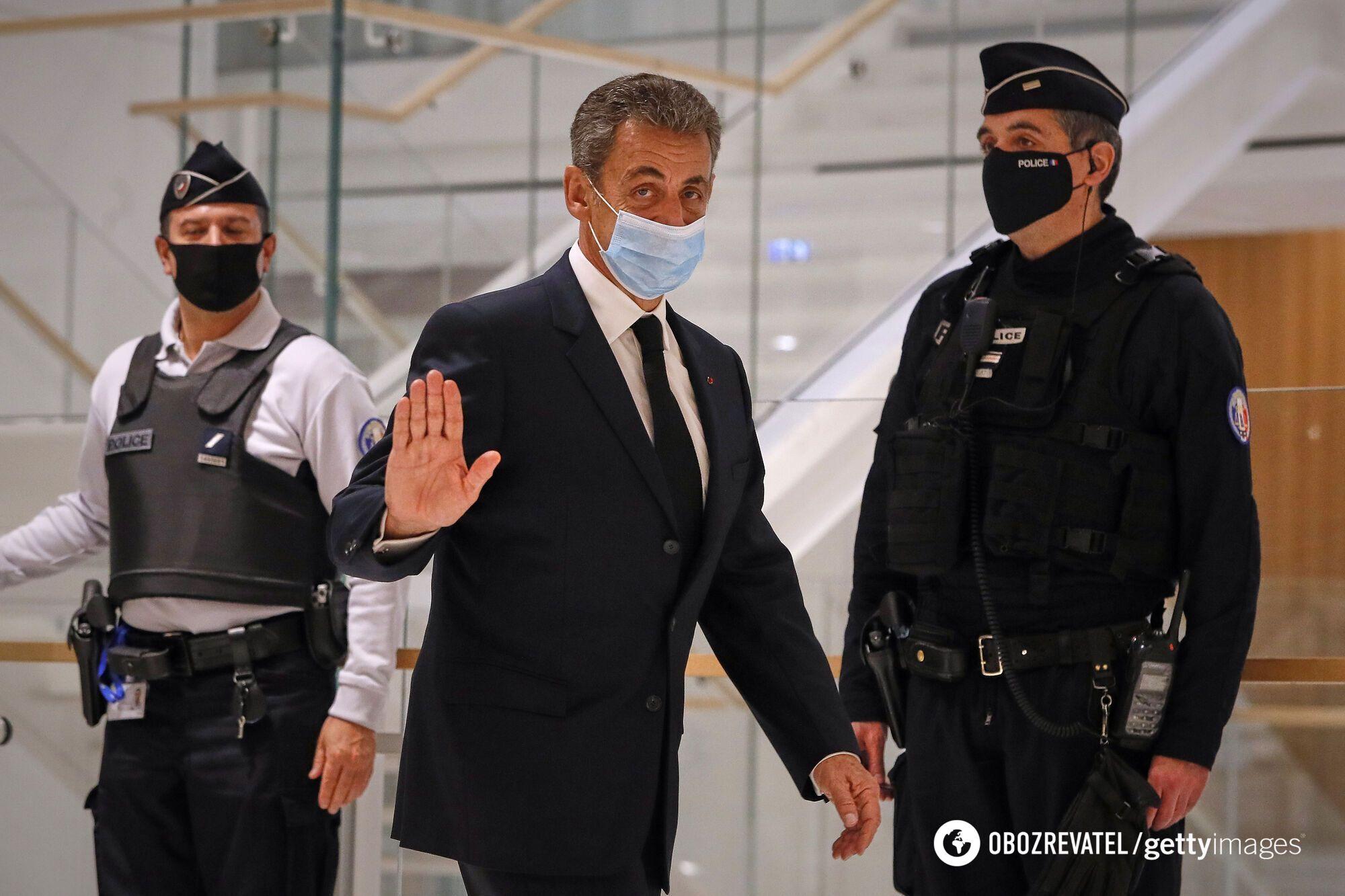 Ніколя Саркозі.