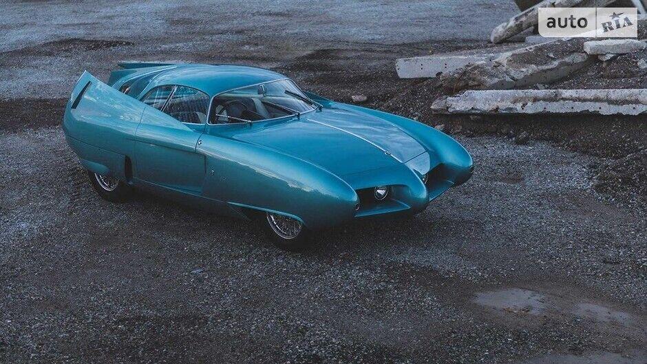 Коефіцієнт опору в Alfa Romeo BAT 7 був 0,19