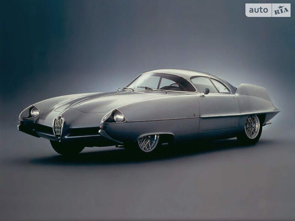 Alfa Romeo BAT 9D 1955 року