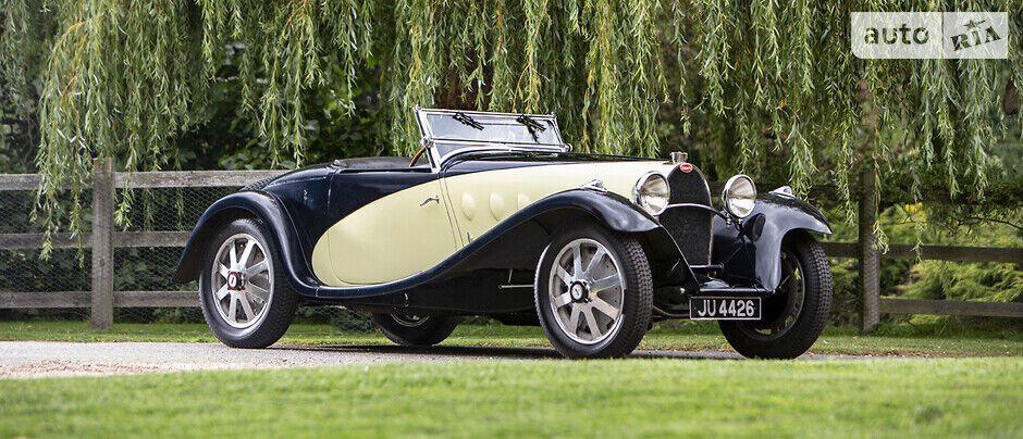 Bugatti Type 55 Super Sport Figoni з потужністю 158 к.с.
