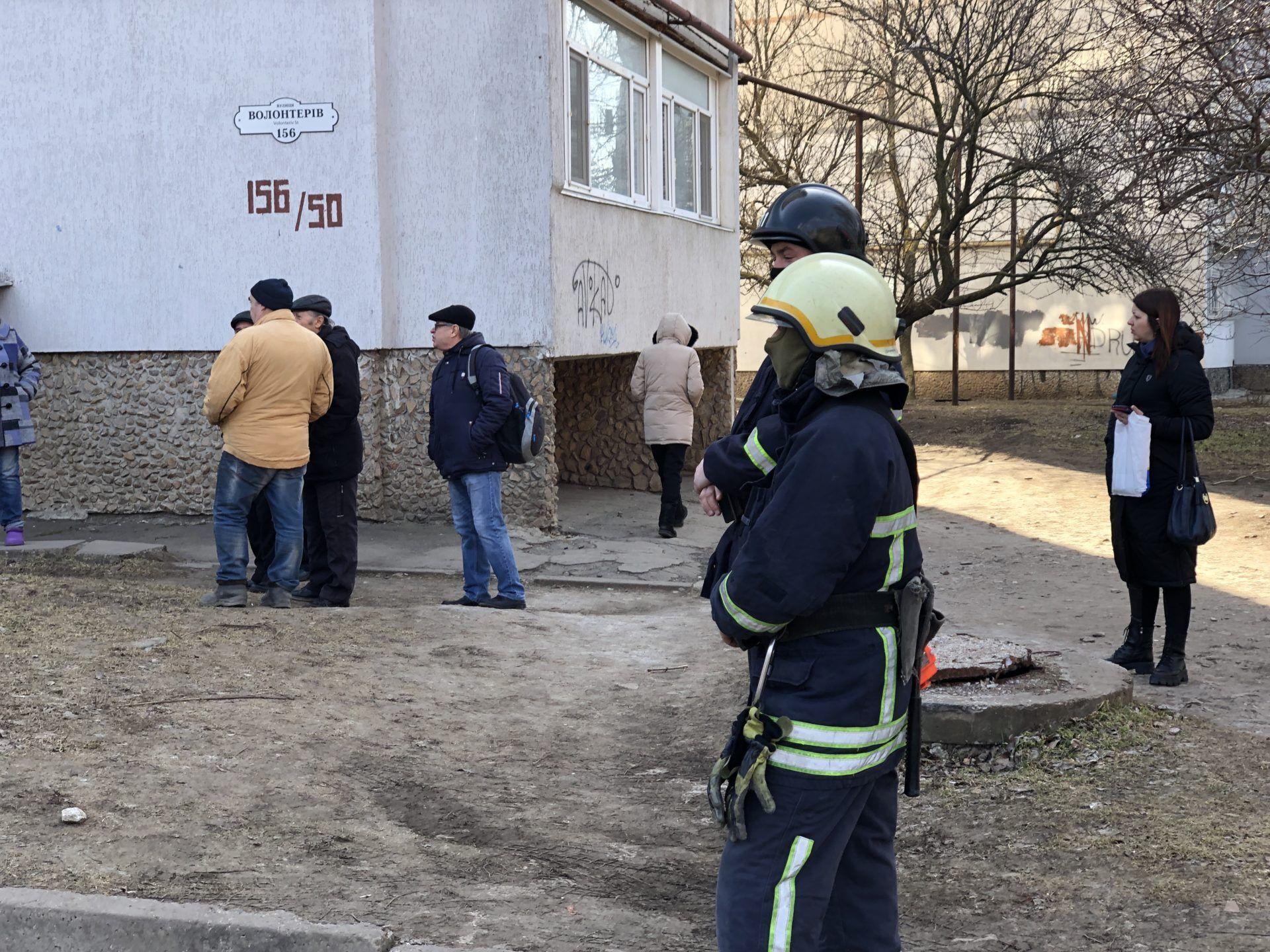 ЧП в Бердянске