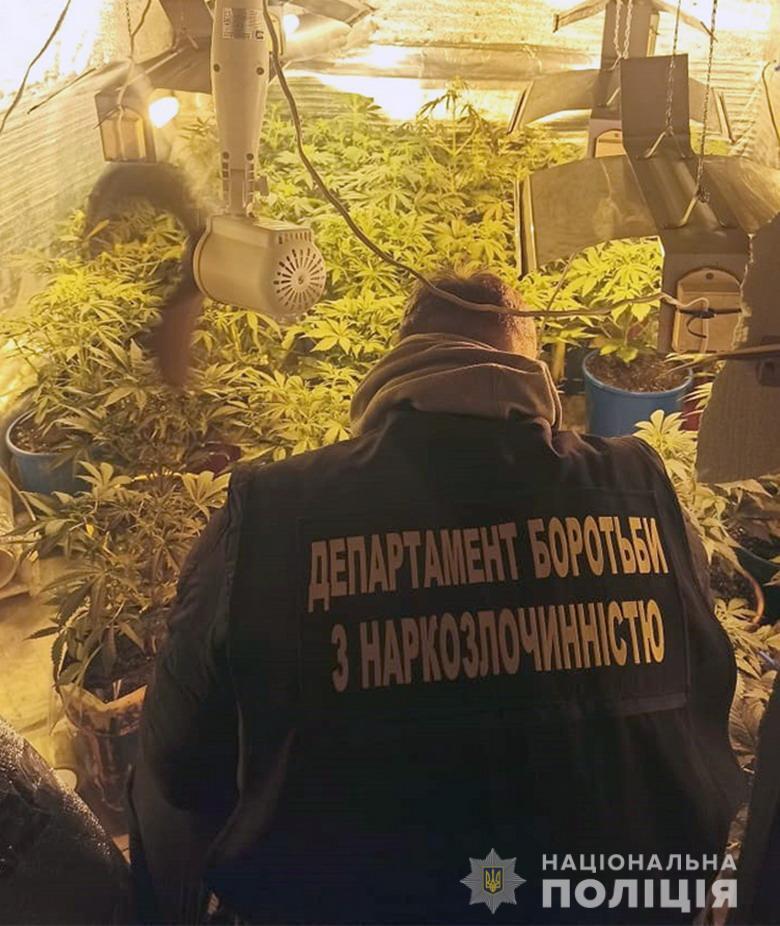 """На """"складе"""" интернет-магазина полицейские изъяли большое количество разных наркотиков."""