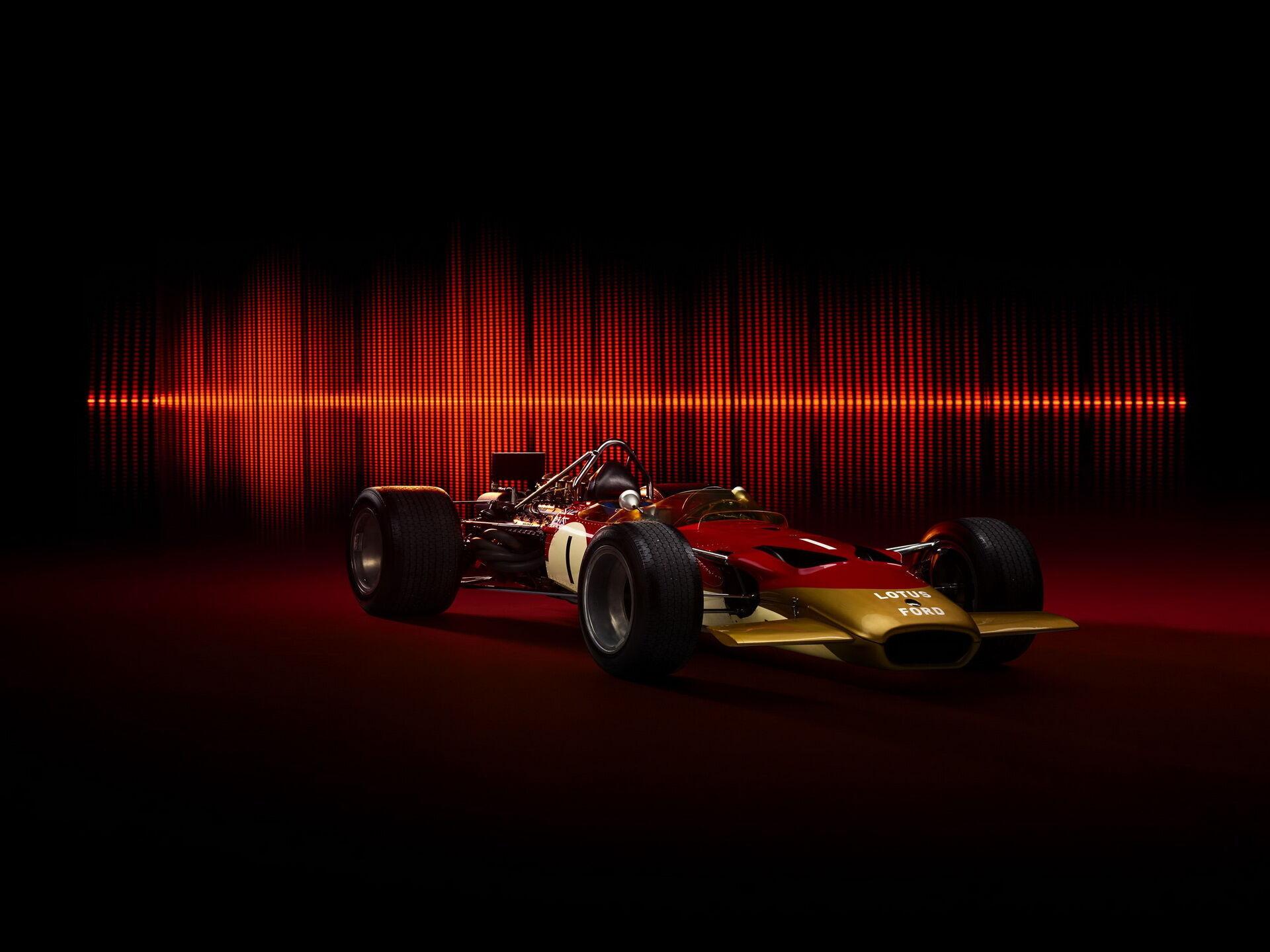 Легендарній гоночний болід Type 49 виходив на траси чемпіонату Формули-1 із 1967-го по 1970 роки