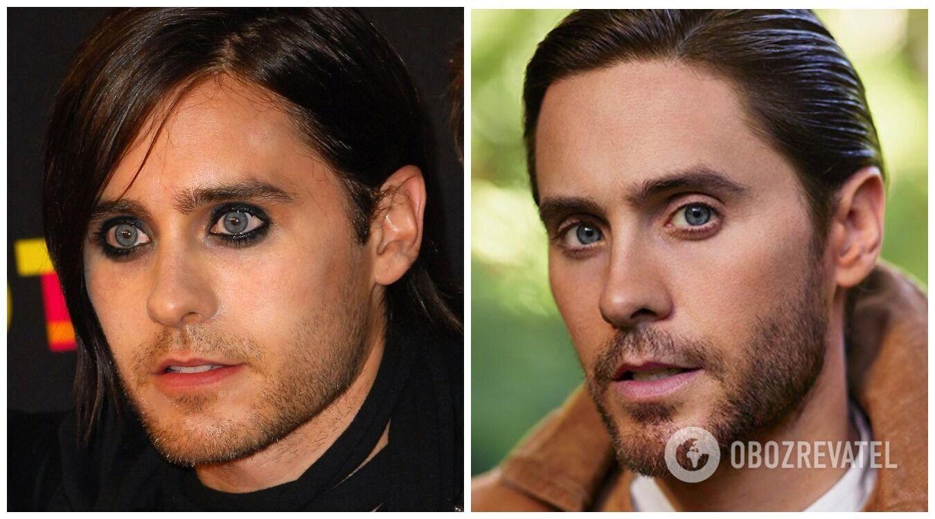 Джаред Лето любит самовыражаться с помощью ярких образов и макияжа