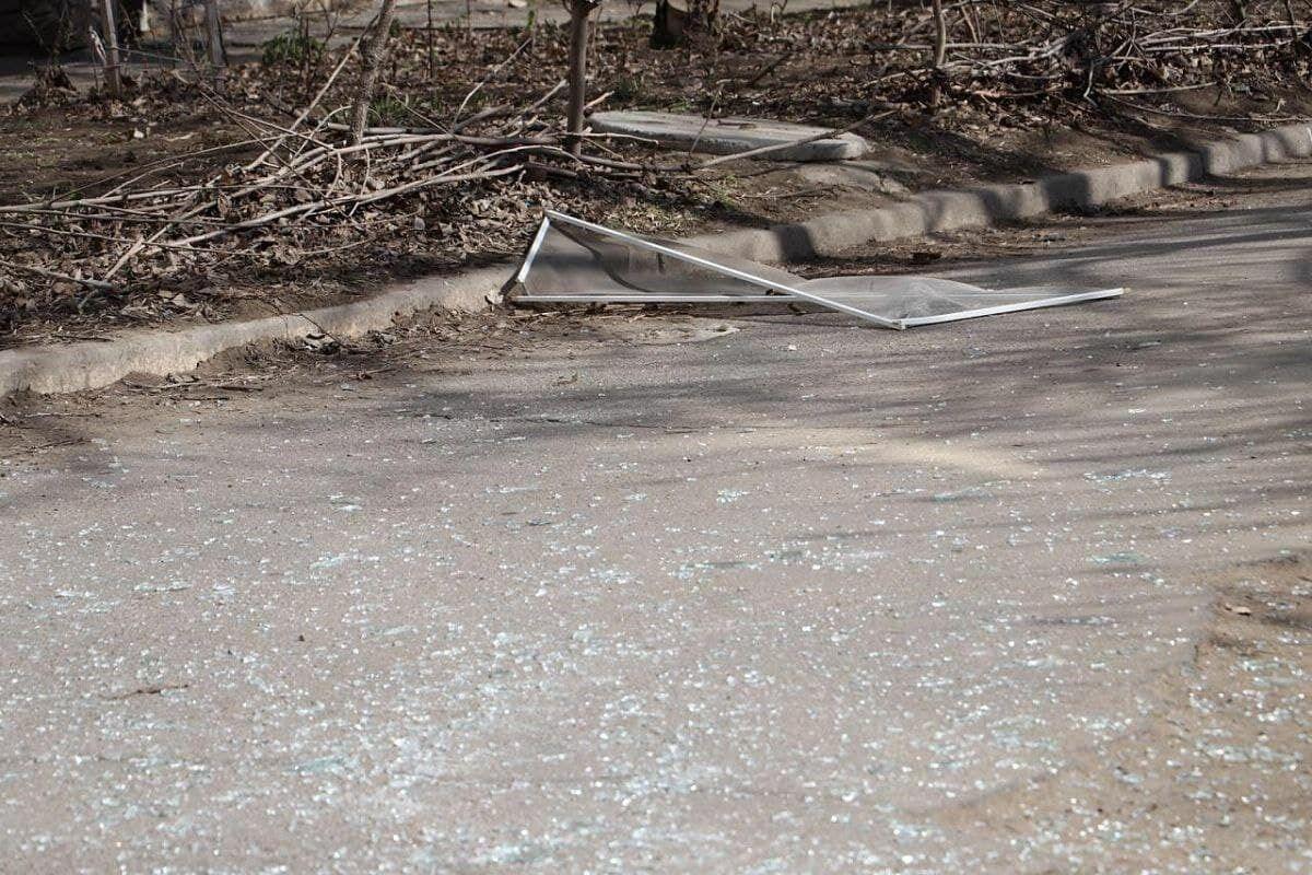 ЧП произошло в многоэтажке на улице Волонтеров в Бердянске
