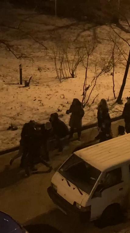 Бійка в Харкові