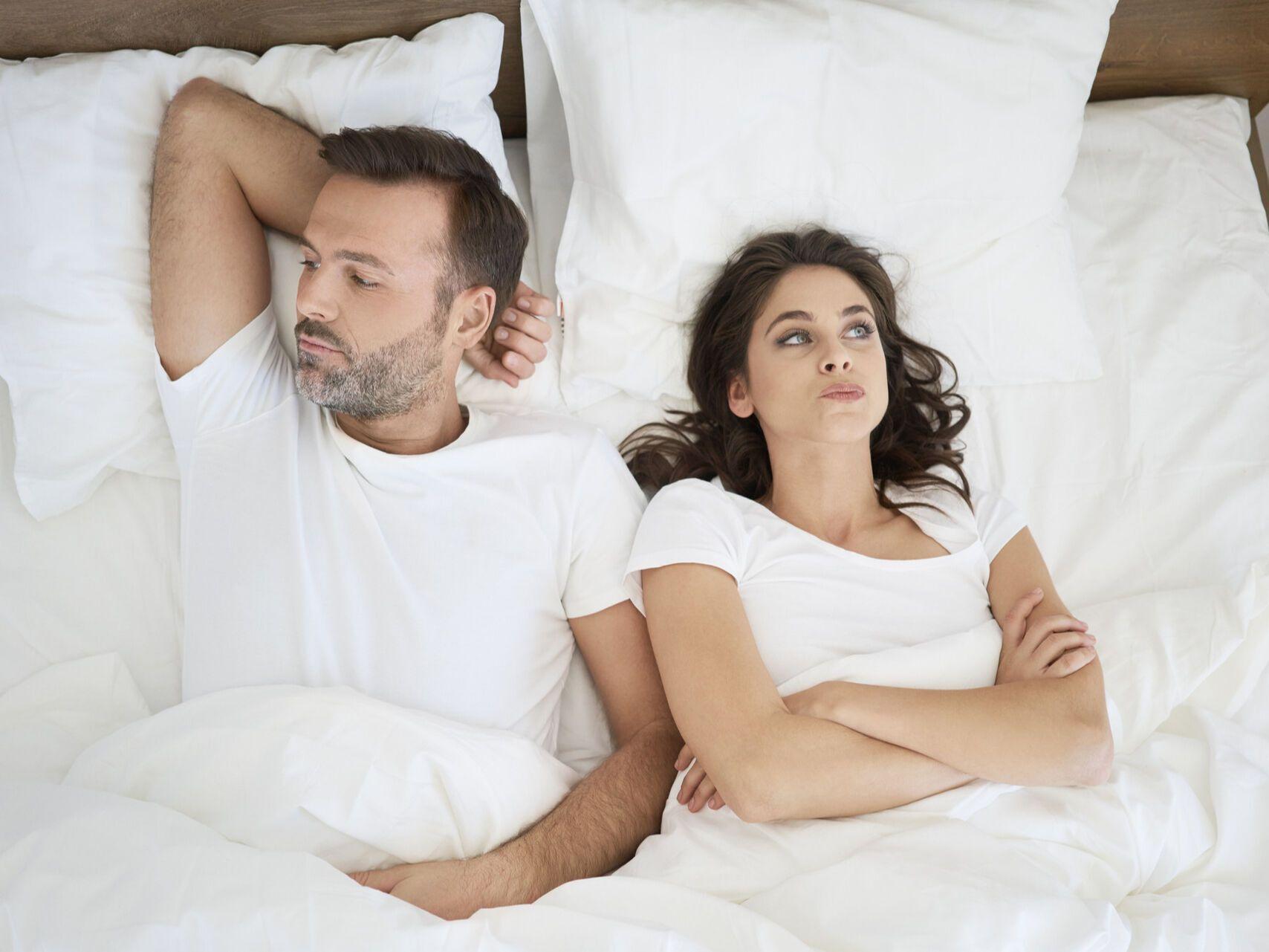 Причина отсутствия оргазма может быть как психологической, так и физической