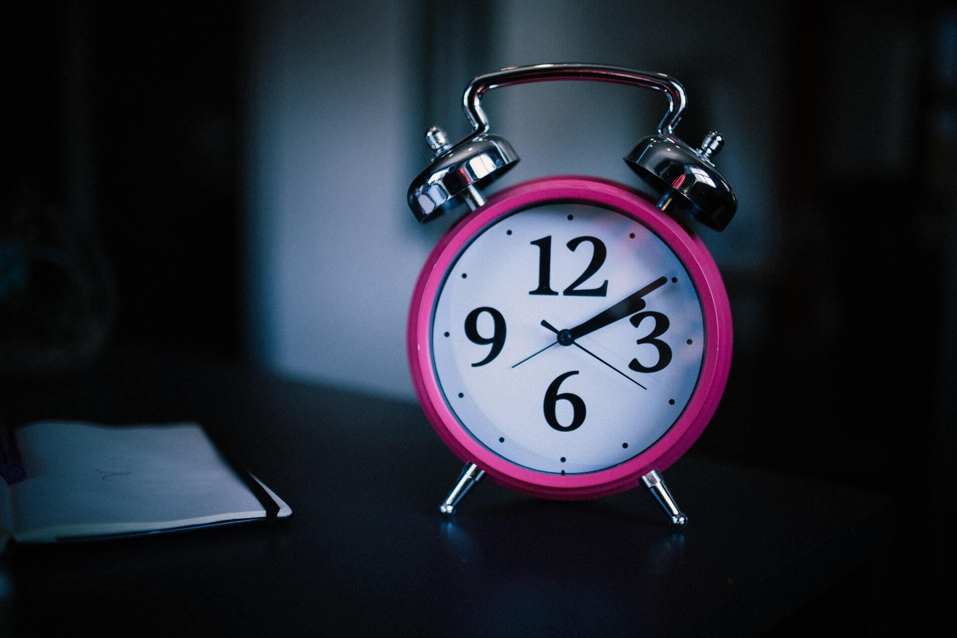 Бажано лягати і вставати в один і той же час