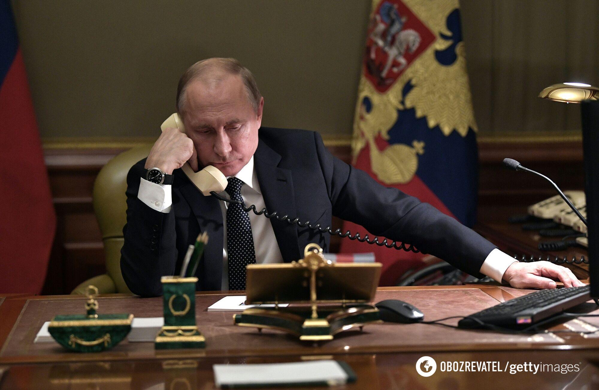 Кремль воспринял санкции против Медведчука как удар Запада.