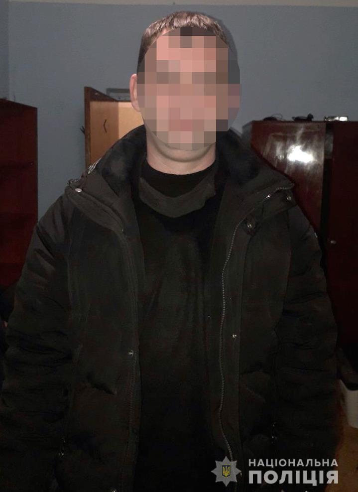Чоловік привернув увагу поліції свої поведінкою.