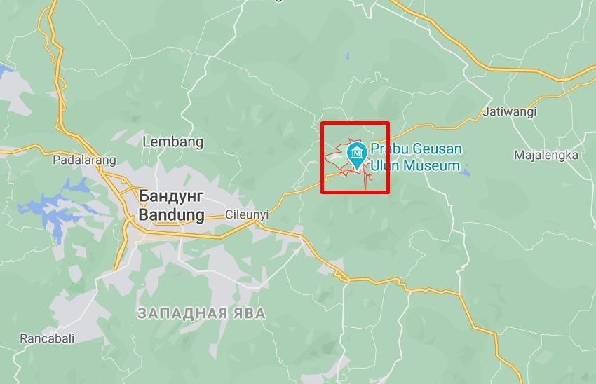 Місце ДТП в Індонезії.