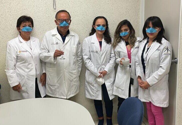 У Мексиці створили маску проти коронавірусу для носа