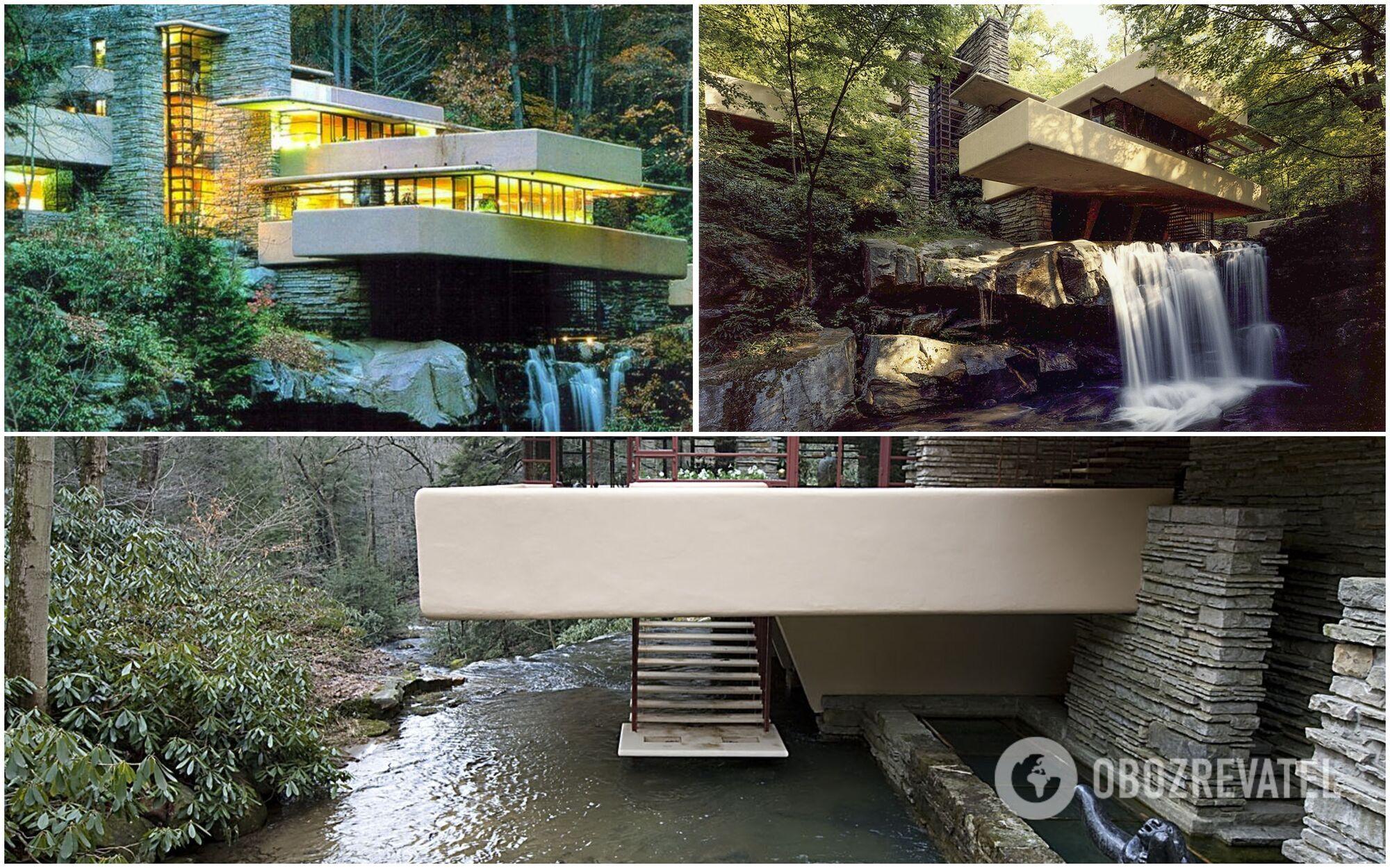 Сейчас Дом над водопадом Райта работает как музей