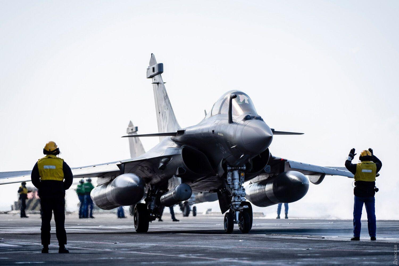 В учениях авиации НАТО приняли участие самолеты четырех стран