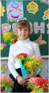 Маша вчилася в 1-му класі