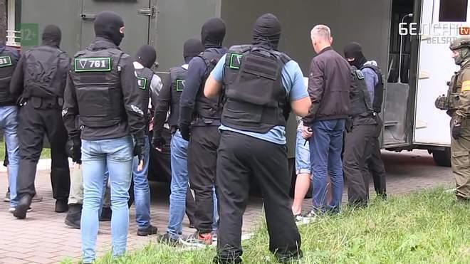 """Затримання """"вагнерівців"""" у Білорусі"""