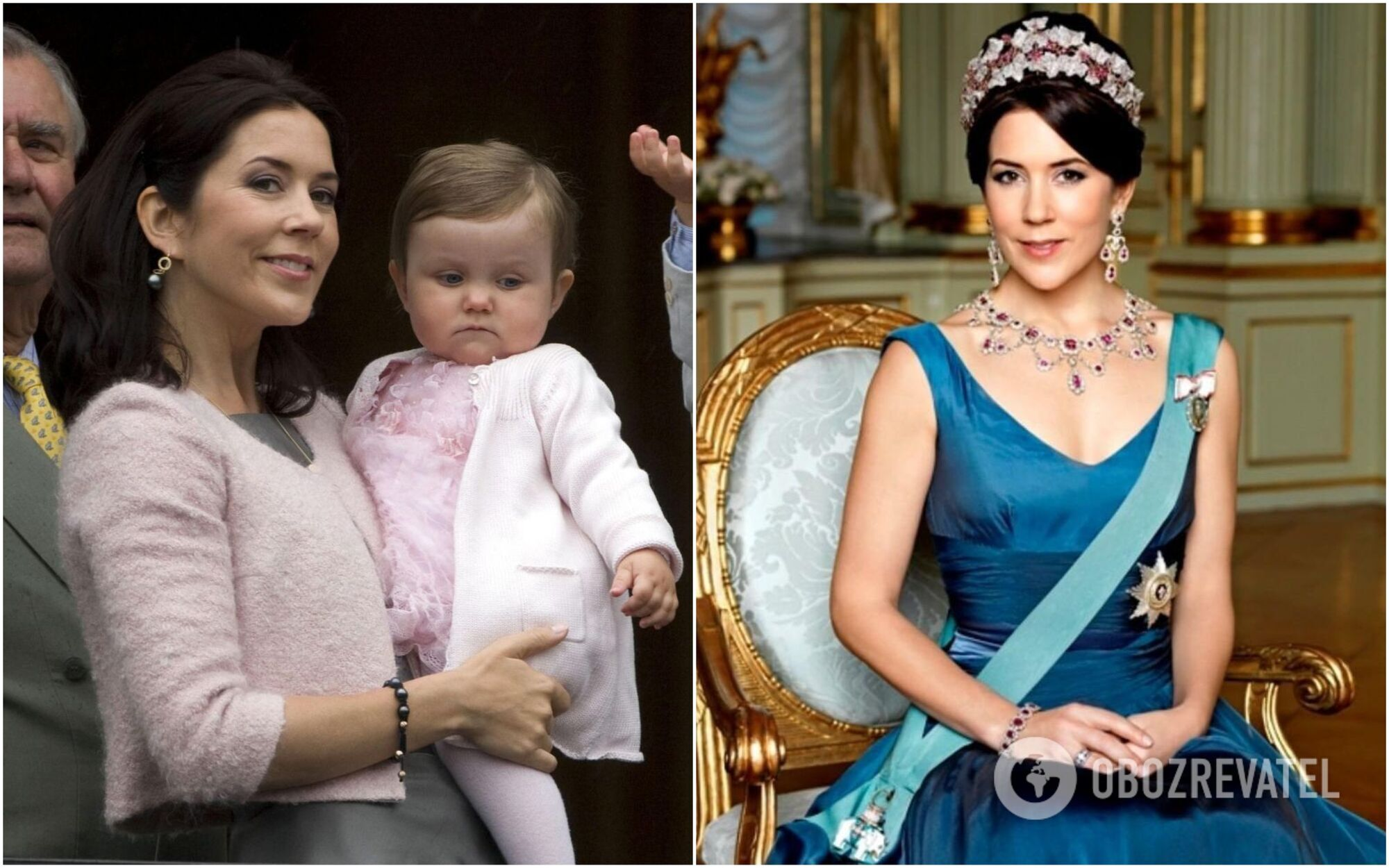По слухам, принцесса Дании Мари раньше участвовала в оргиях