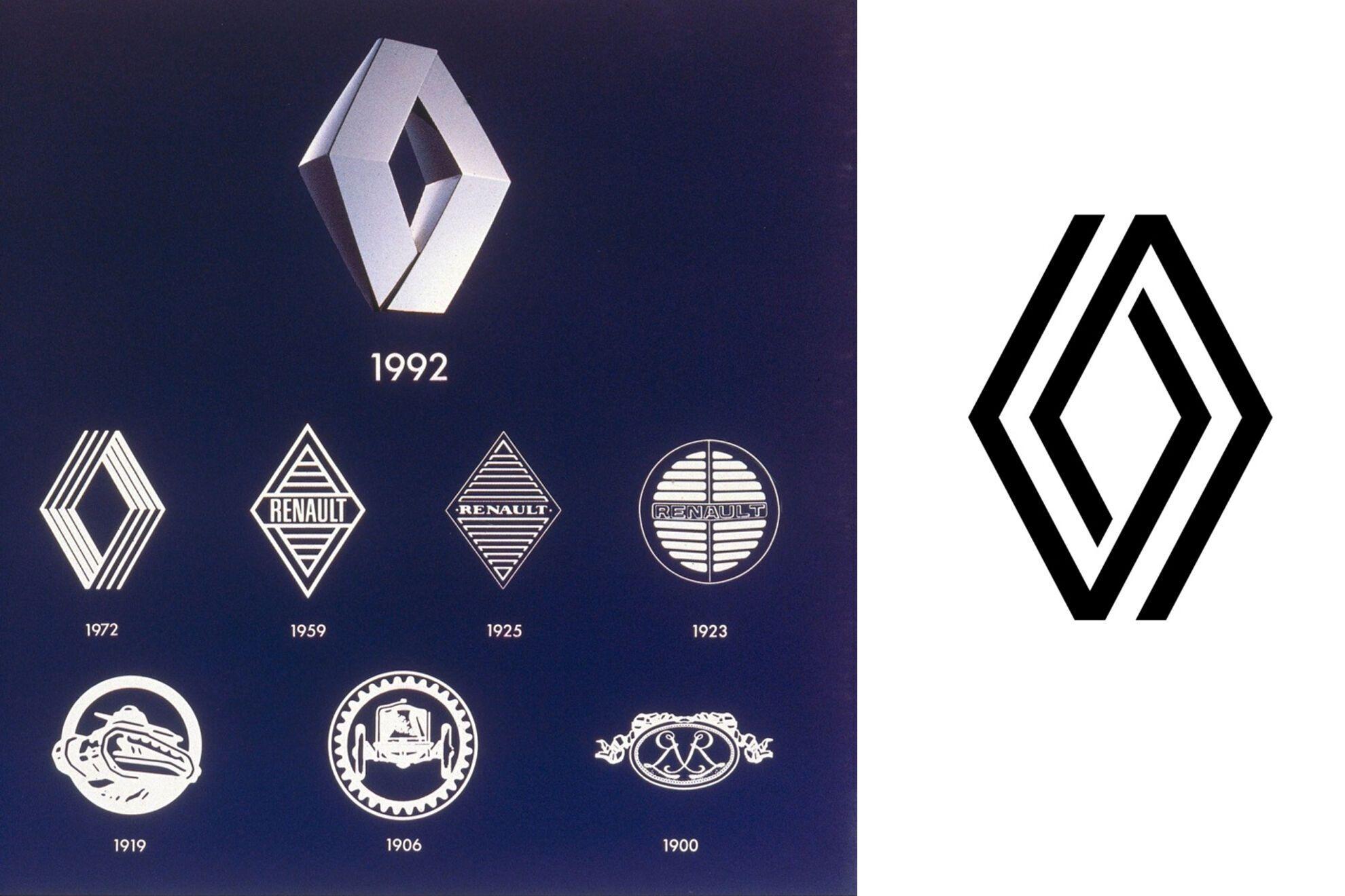 Это 9 по счету логотип за 122-летнюю историю существования компании