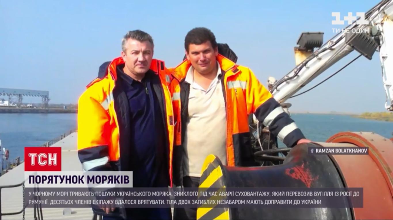 Рамзан Болотханов (слева)
