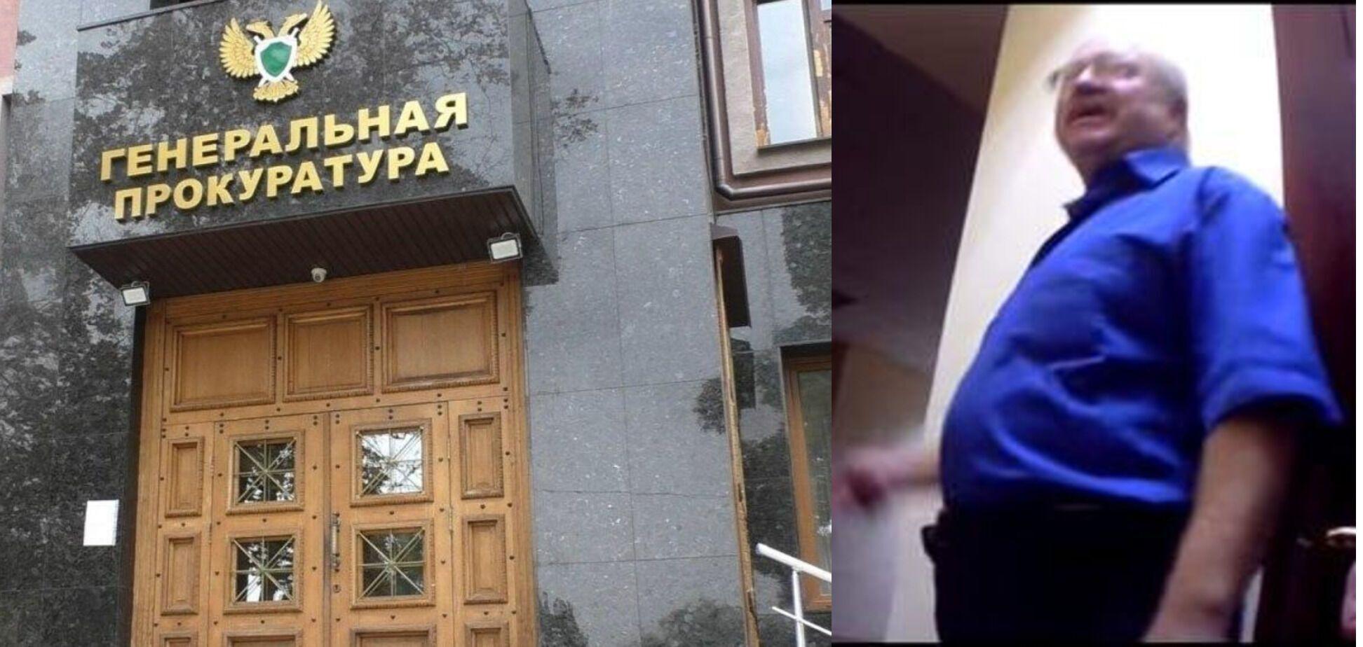 """Василий Байрачный был """"заместителем генпрокурора""""."""