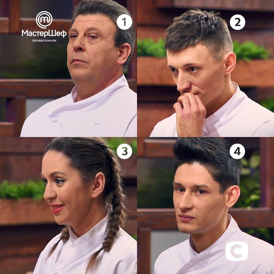 """Учасники шоу """"МастерШеф. Професіонали""""-3"""