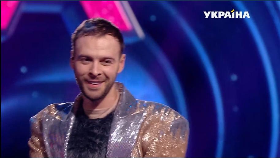 "Макс Барских на шоу ""Маска"""